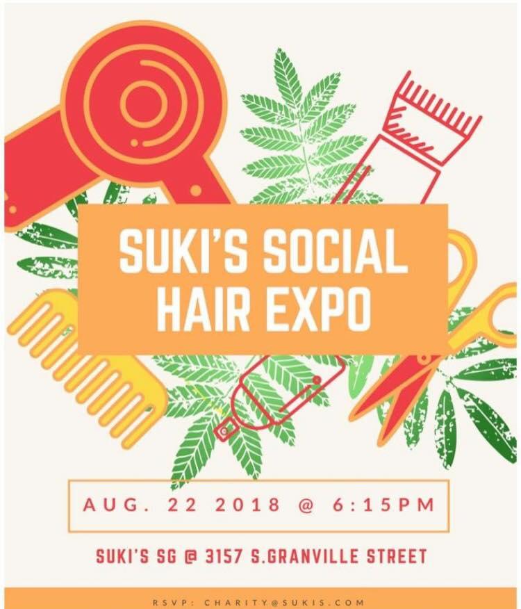 Suki's Socials | Hair Expo | Suki's Vancouver