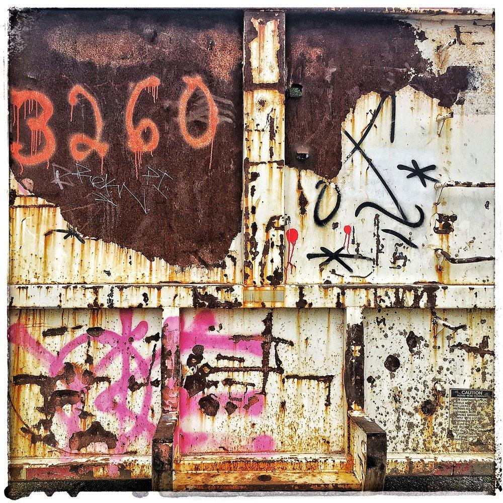 Dumpster Canvas