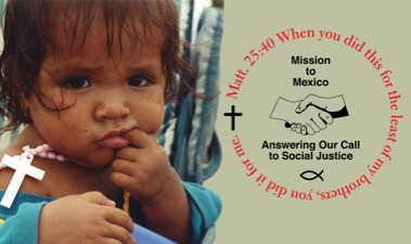 - Our MIssionThe mission statement for Missionaries to Mexico (also known as Mission to Mexico or MTM) is found in the Gospel of Matthew 25: 34-40.