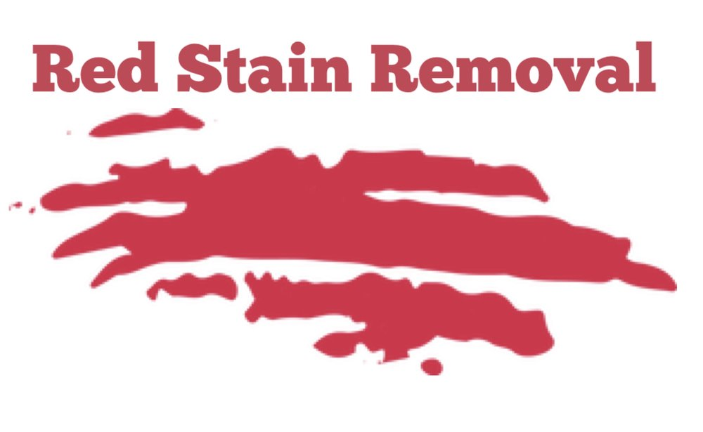 Spilled wine? Blood on the carpet? We can remove synthetic and organic red stains. - Call 425-954-6638