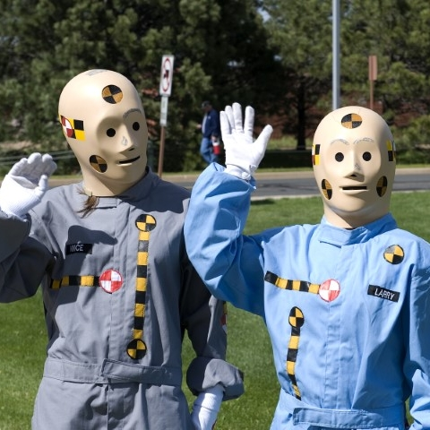 Crash Test Dummies Watt Matters