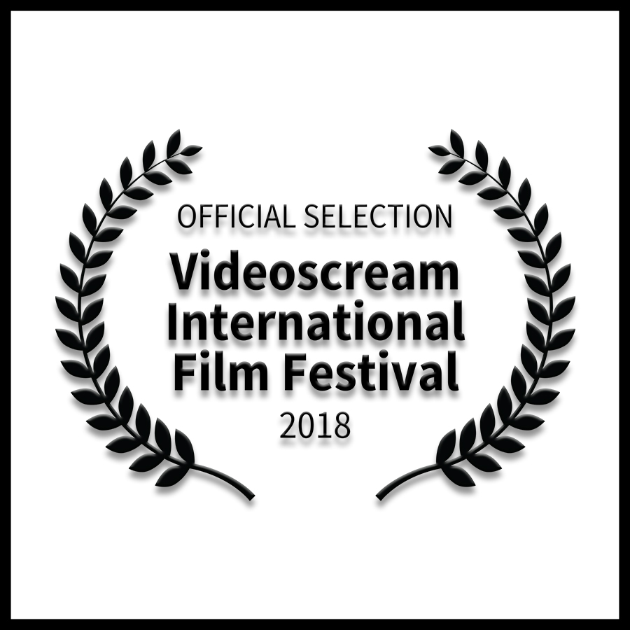 OFFICIAL SELECTION - Videoscream International Film Festival in Oregon
