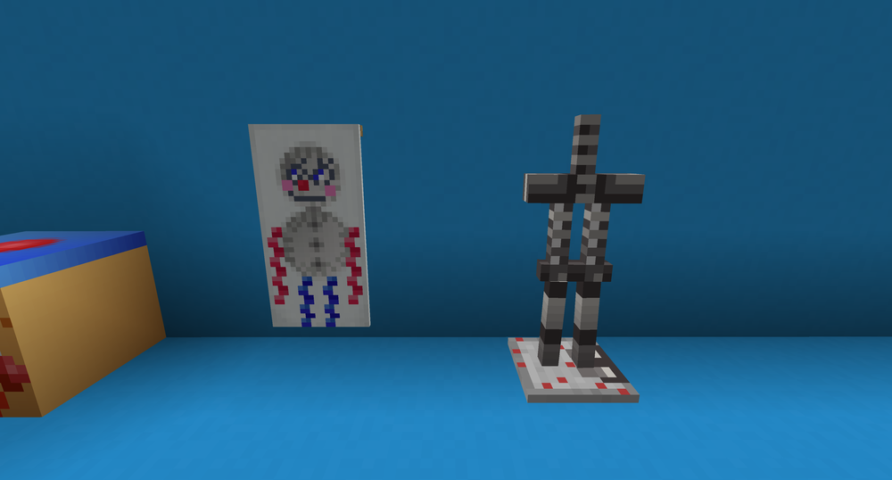 Paper Pals and Endo Armor Stand