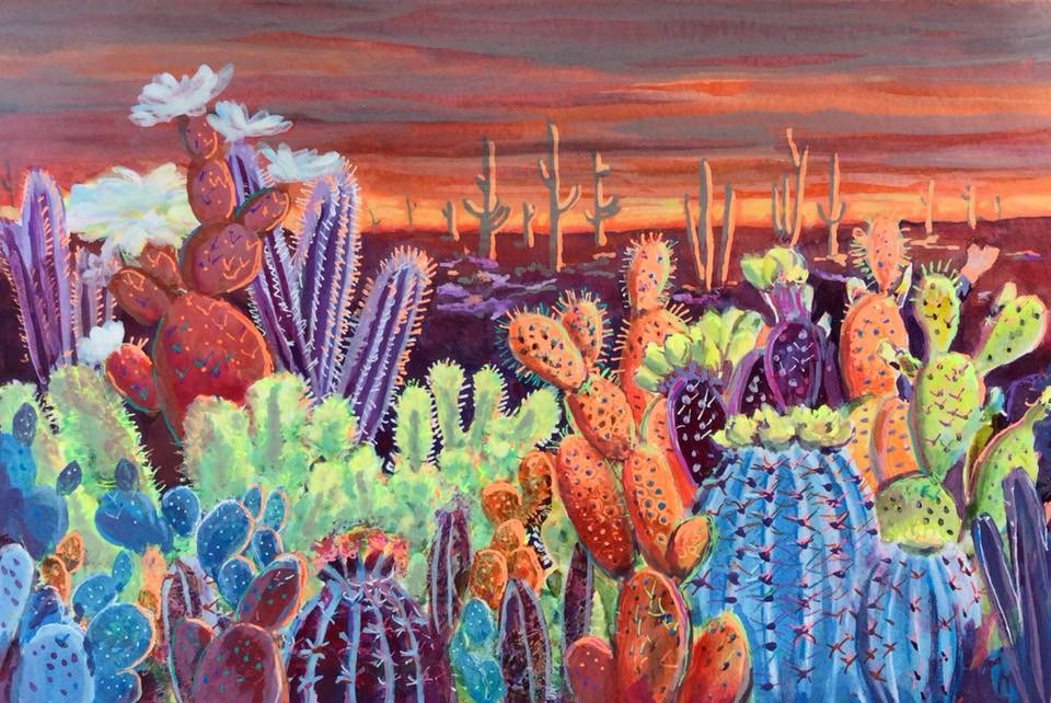 A Cactus Celebration