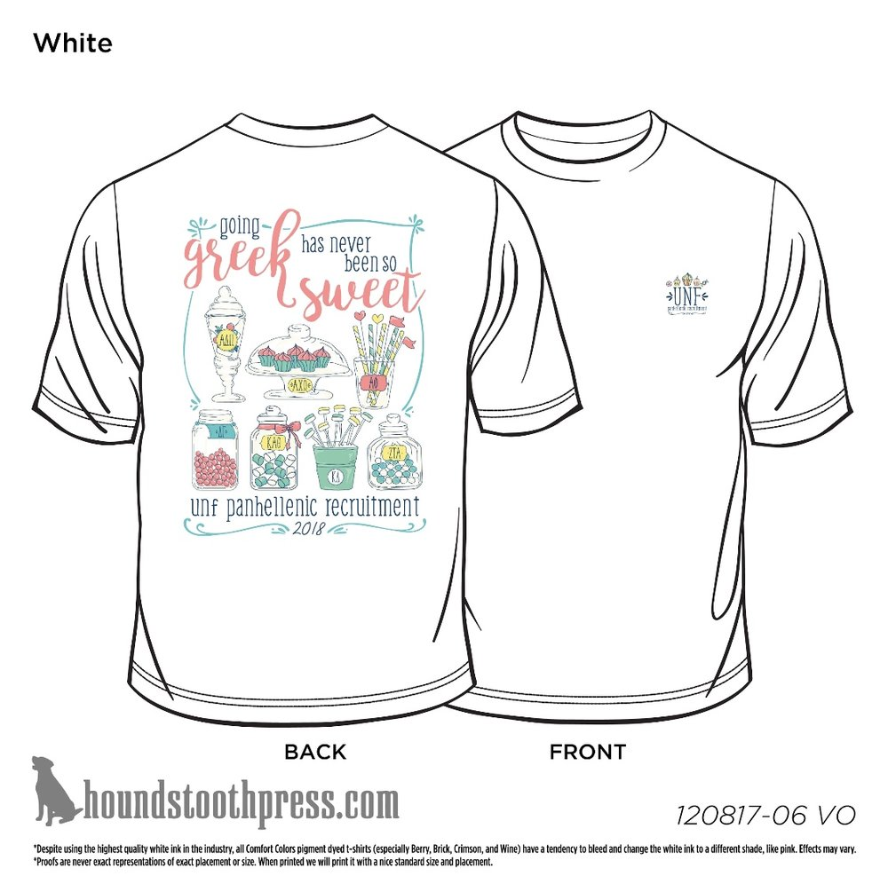 Night 1 Shirt: Welcome Round - These can be worn with pants, jeans, shorts or skirts, just be sure it makes you feel comfortable!We recommend wearing sandals because this is a laid back round where you and the sisters of each chapter will be able to meet and get to know one another!