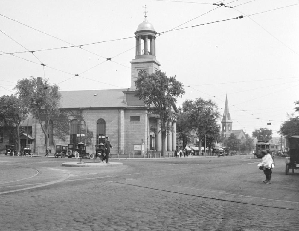 Quincy Square, 1920