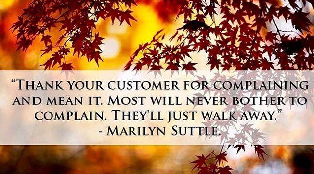 Learn from all your customers. #enterpreneur #entrepreneurlife