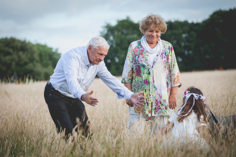 Family photography at Brockwell Park, Herne Hill, London