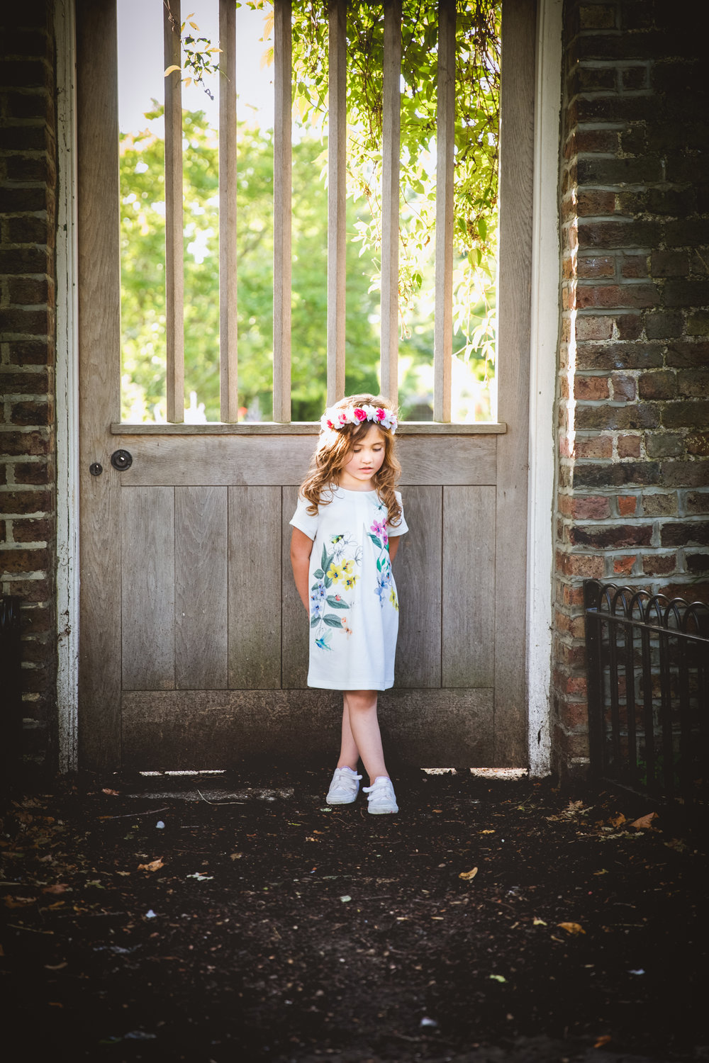Children photography at Brockwell Park, Herne Hill, London