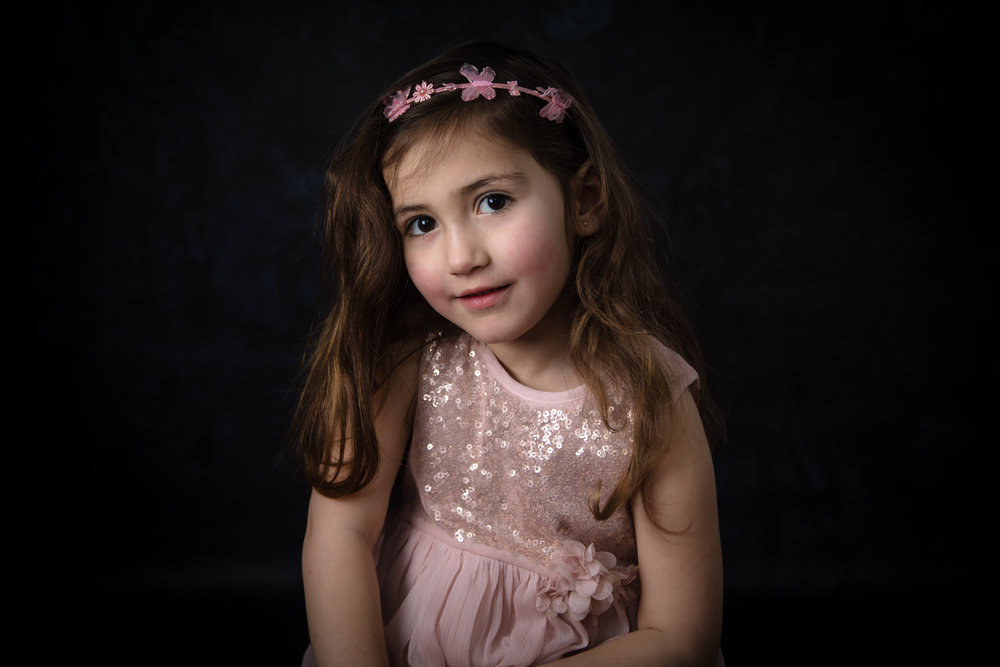 Studio portraits - Click on image to view more photos. Password required.