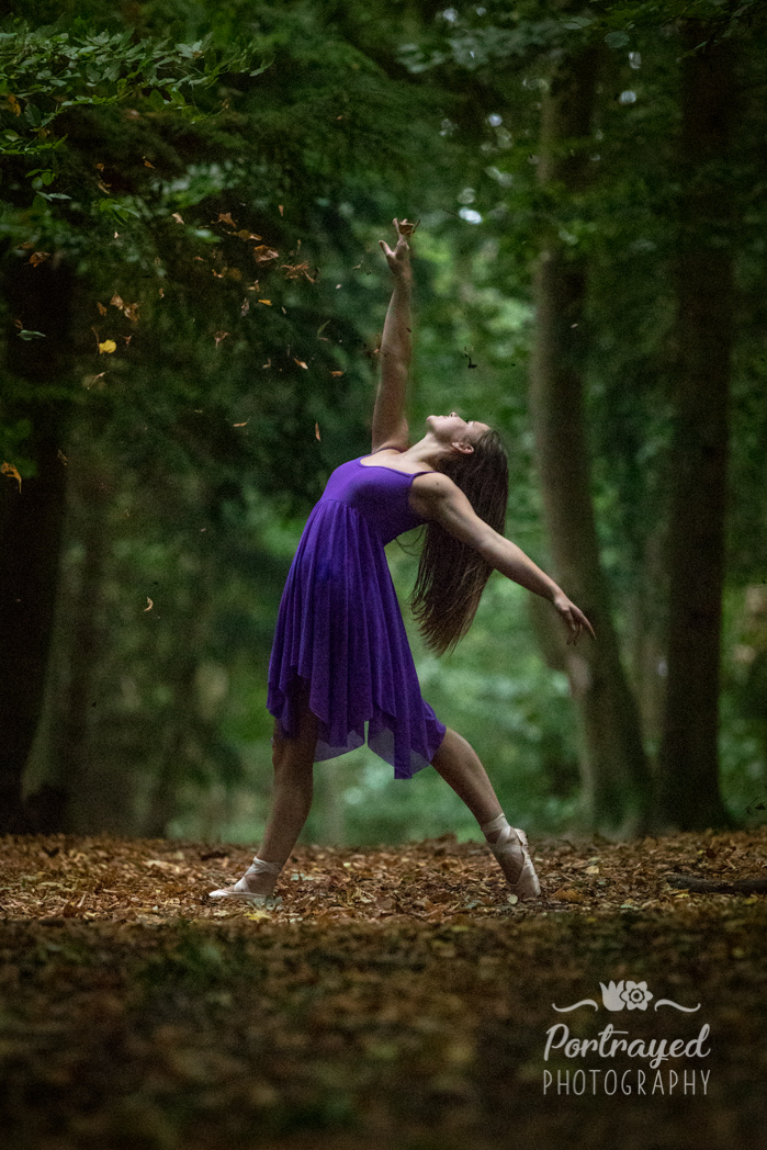 London dance photography