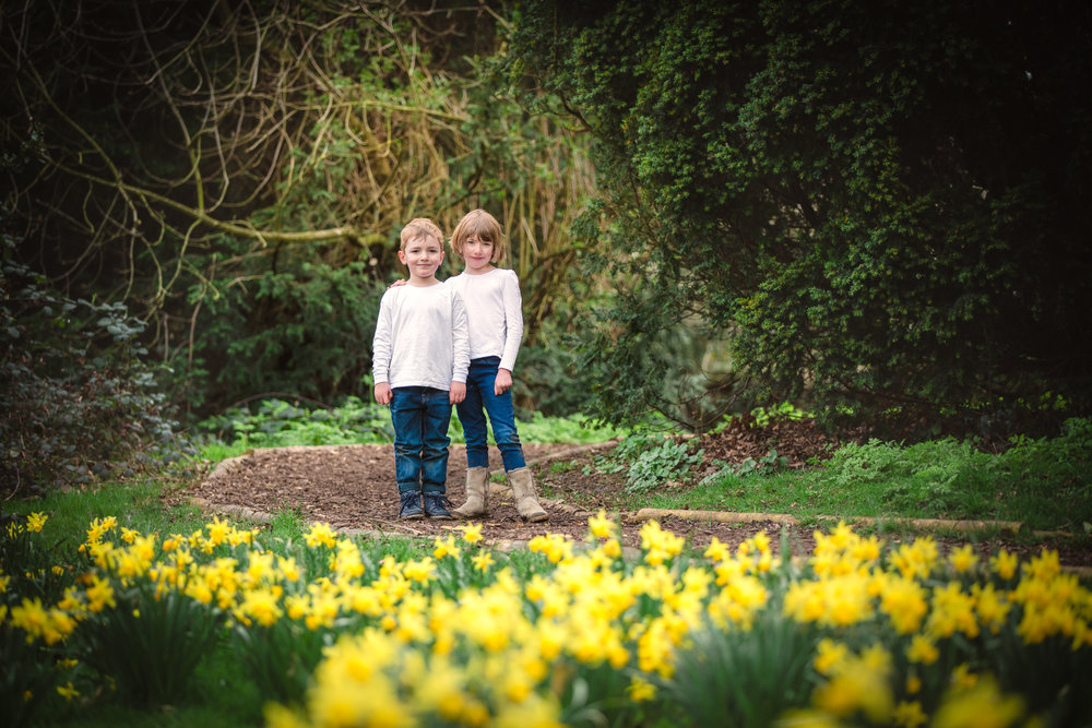 Children and family photography, Dulwich Park, London, SE21