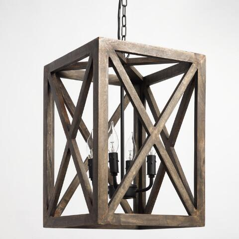 valencia pendant, rustic pendants