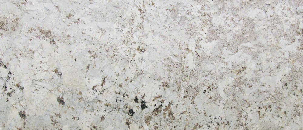 Alaskan White Granite by MSI Stone.