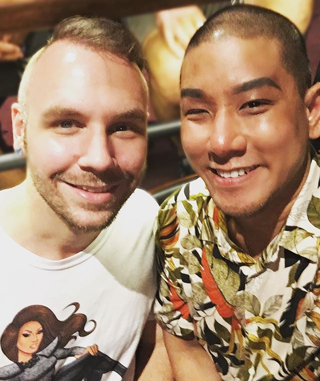 Here at Incanto to see Thirsty Burlington for her Cher Live! and even Sienna Blaze is in attendance! . . #puertovallarta #pv  #gaytravels #travels #siennablaze #empressXLV #empress45 #queer #gay #lgbtq2a #lgbtq #canadian #followme #koeneluahvacations #boyfriends #gaycouple