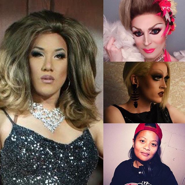 Tomorrow night is FRISKY GIRLS!!! We got @djmissm playing the hottest tunes to keep your booty shaking all night! And joining me is my sister @carlottagurl and my beautiful daughter the Reigning Empress of Vancouver @mistymeadows.gurl! ⭐️⭐️⭐️I still have spots available for spotlight numbers please DM me if you wanna get on the Frisky Stage!!!⭐️⭐️⭐️ Showtime at 10:45 PM Cover $5.00 Doors at 9:30 PM  @thejunctionpub .  #vancouver #vancity #vancitybuzz #yvr #bc #siennablaze #empressXLV #empress45 #dragqueen #drag #siennablazedivas #friskygirlshow #divasatthejunction #queer #gay #lgbtq2a #lgbtq #westend #westendbia #daviestreet #davievillage #canadian #rpdr #pride #makeup #followme #qwerrkout  #werrrk #dragseries