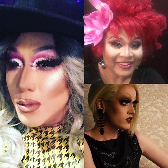 TONIGHT: Divas at @thejunctionpub  Special guests @maelotta and @mistymeadows.gurl  Show at 10:45 PM  Cover $5.00  #vancouver #vancity #vancitybuzz #yvr #bc #siennablaze #empressXLV #empress45 #dragqueen #drag #siennablazedivas #friskygirlshow #divasatthejunction #queer #gay #lgbtq2a #lgbtq #westend #westendbia #daviestreet #davievillage #canadian #rpdr #pride #makeup #followme #qwerrkout  #werrrk