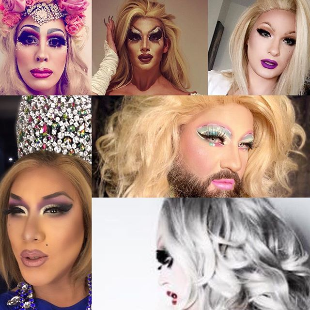 It's an ALL STAR night for The Frisky Girl Show tonight!!! Come down to @thejunctionpub and join me with my Special Guests - our Current Empress 47 @mistymeadows.gurl and our Candidate for Emprex @alma_bitches with spotlight numbers by @vanityboi @queenpersiankitty and @lilj_93  And always the fiercest @djmissm playing the hottest dance hits!  Showtime at 10:45 PM  Cover $5.00  #vancouver #vancity #vancitybuzz #yvr #bc #siennablaze #empressXLV #empress45 #dragqueen #drag #siennablazedivas #friskygirlshow #divasatthejunction #queer #gay #lgbtq2a #lgbtq #westend #westendbia #daviestreet #davievillage #canadian #rpdr #pride #makeup #followme #qwerrkout  #werrrk