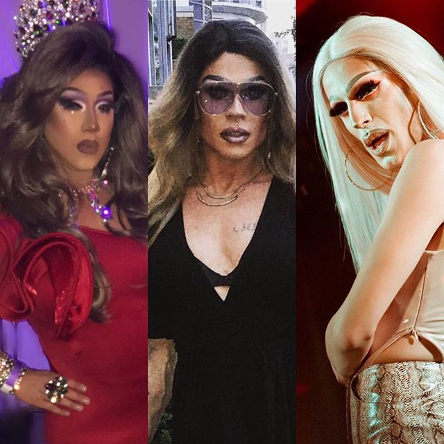 TONIGHT: DIVAS AT THE JUNCTION  With me Sienna Blaze!!! Special Guests are none other than @the.girlfriendexperience and @businessnadya  Showtime at 10:45 PM Cover at $5.00  #vancouver #vancity #vancitybuzz #yvr #bc #siennablaze #empressXLV #empress45 #dragqueen #drag #siennablazedivas #friskygirlshow #divasatthejunction #queer #gay #lgbtq2a #lgbtq #westend #westendbia #daviestreet #davievillage #canadian #rpdr #pride #makeup #followme #qwerrkout  #werrrk