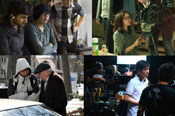 North America Chinese Directors Short Film Tour