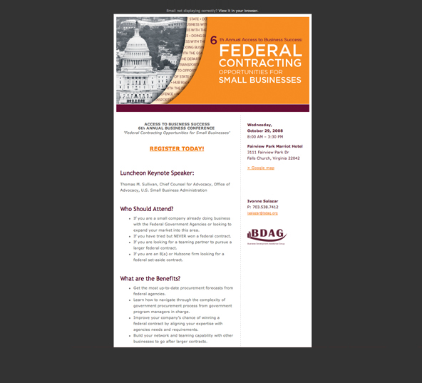 Federal Contracting - Collateral