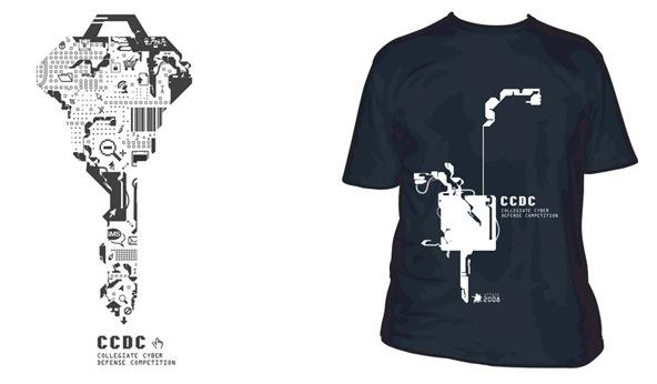 CCDC 2008 T-Shirts