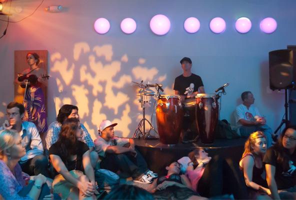 Chill Out - Gaia Festival @ the Fridge