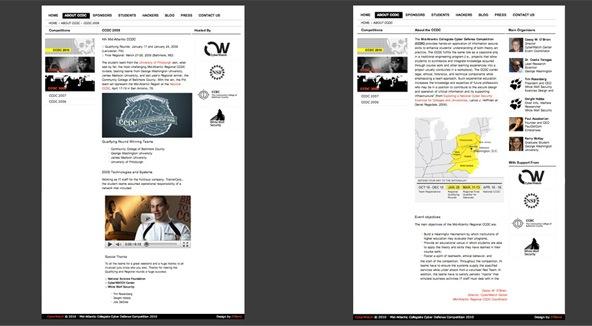 CCDC Website