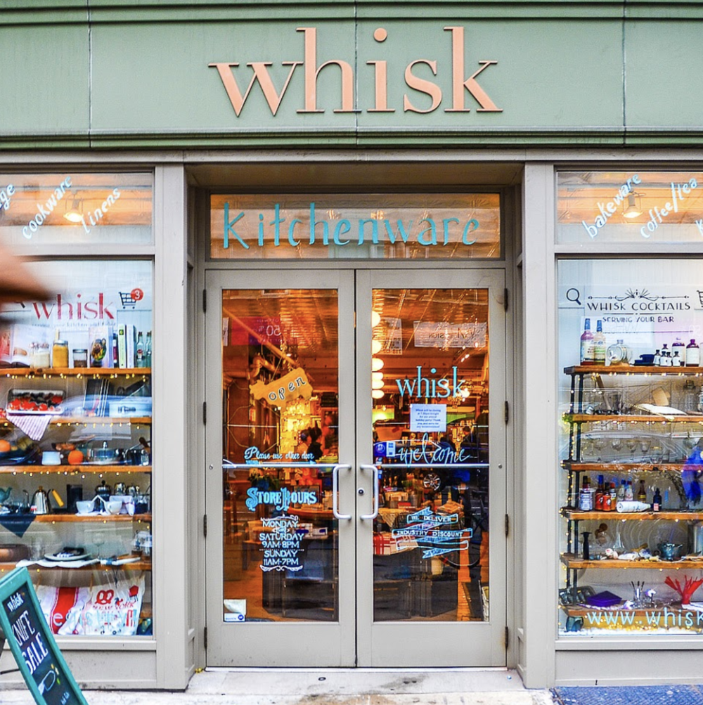What Would Levi Do Places To Shop Whisk Kitchen Supply Flatiron