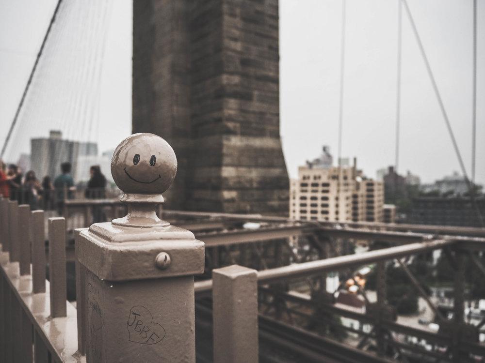 Brooklyn Bridge on Parker Journal