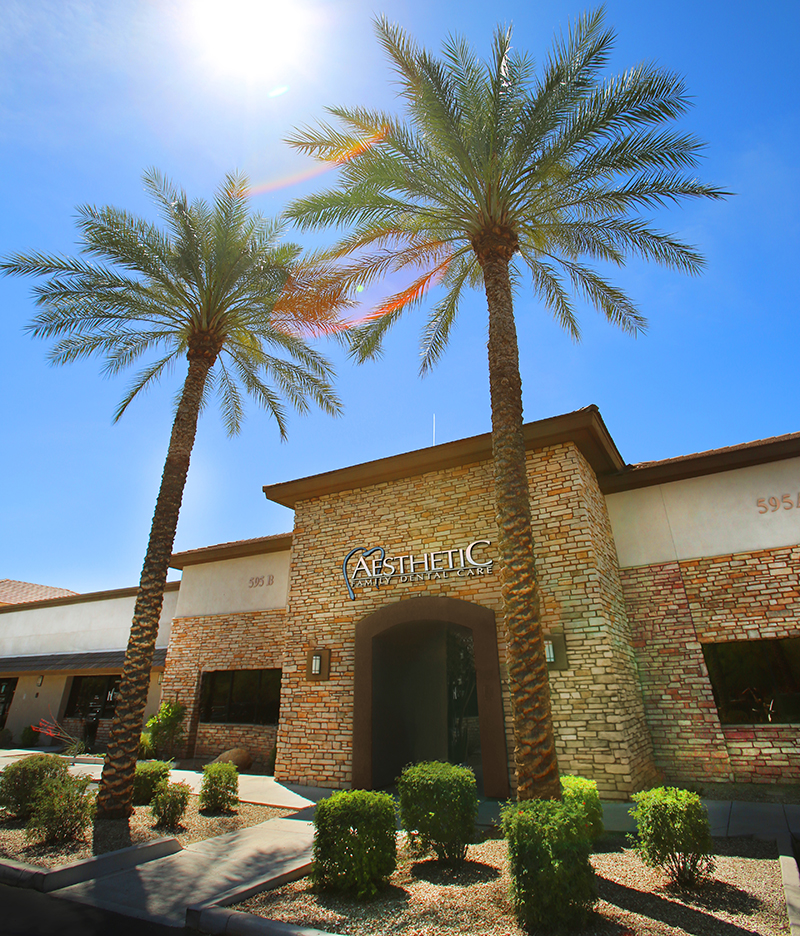 AZ Dental Chandler Office front signage.jpg