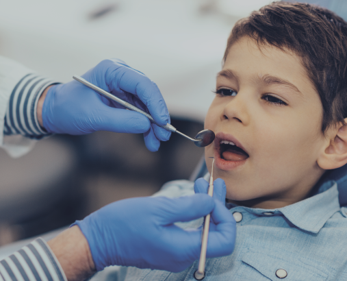 PEDIATRIC DENTAL SERVICES -