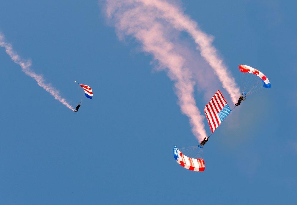Anthem Flag Jump