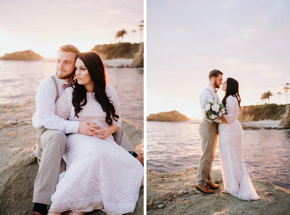 laguna beach wedding elopement photographer