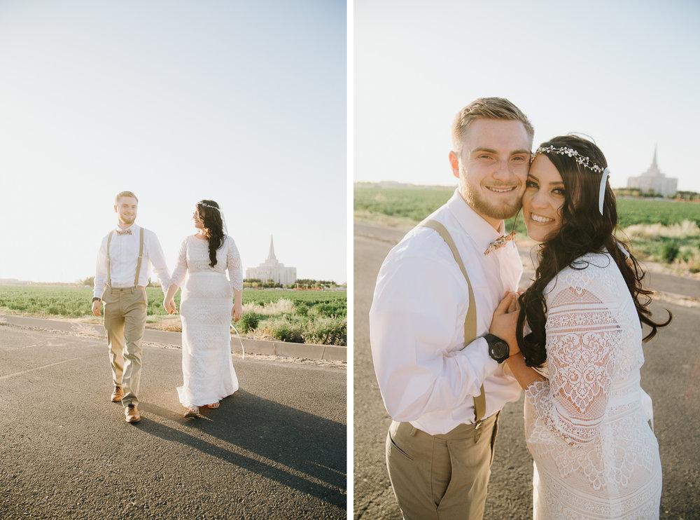lds temple wedding photographer