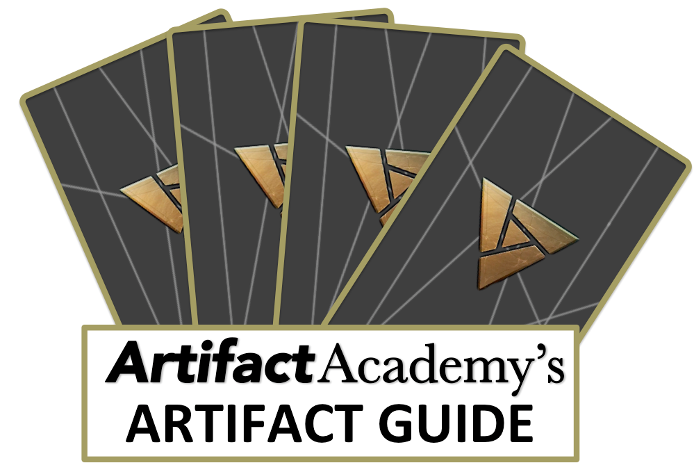 Artifact Guide - What is Artifact, and how does it work? Intro guide to Artifact.Article - April 9, 2018