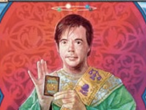 Gaming according to Garfield - Deep-dive on Dr. Richard Garfield's game design philosophy.Article - April 18, 2018