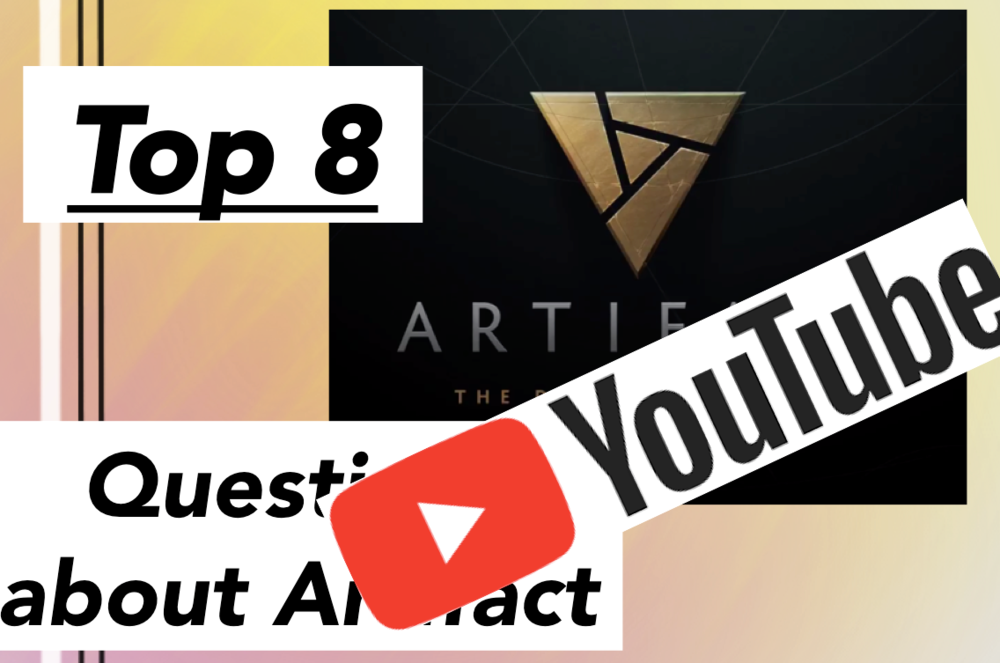 Top 8 Questions (video) - Youtube video associated with the