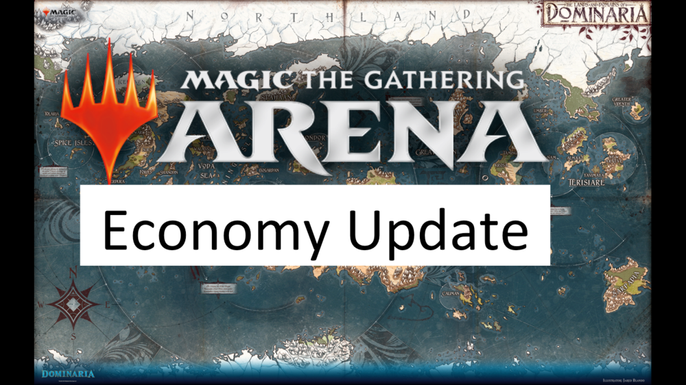 MTGA Economy - WOTC updated the economy, I wrote an article, Reddit commented, so now I respond.Video - April 28, 2018