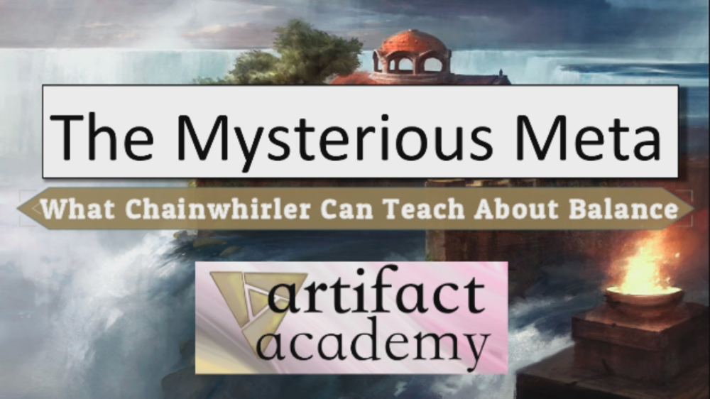 Solving the Mysterious Meta - What's up with MTG's Standard meta?Video -July 4, 2018