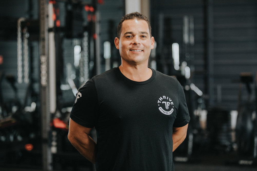Ryan Thilgen, CSCS, Pn1CEO, Owner - Exercise Science Degree - Northern Illinois UniversityNSCA - Certified Strength and Conditioning SpecialistPrecision Nutrition Level 1 Certified ProfessionalACE Certified Personal Trainer