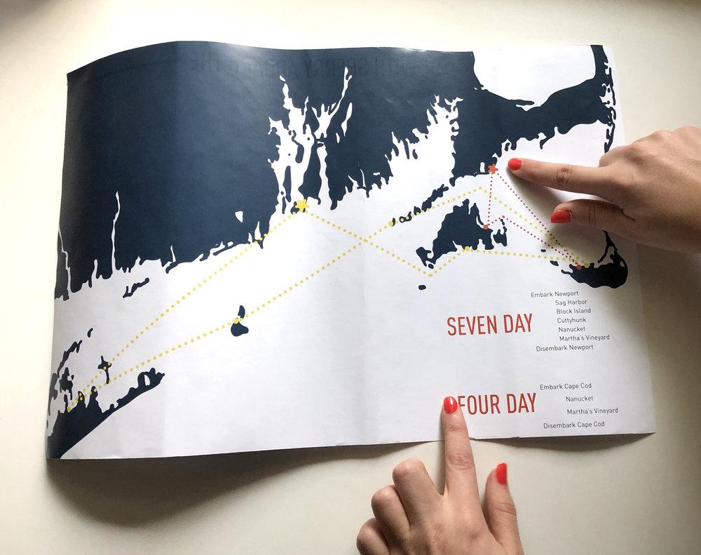 Map/Brochure