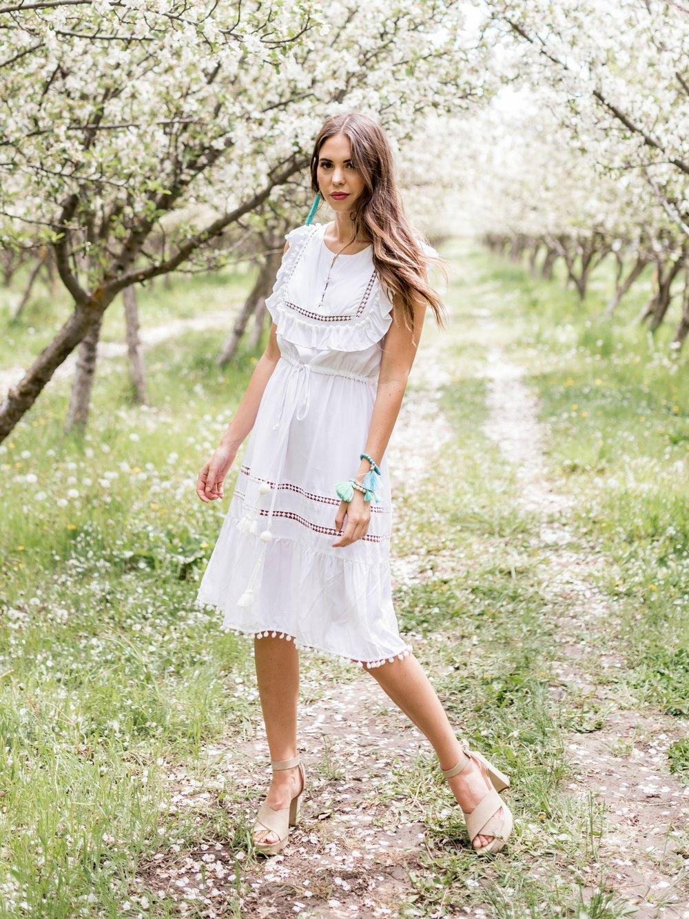 The Juliet Dress