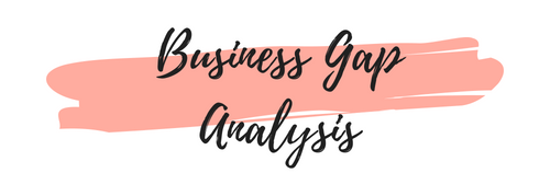 Business Gap Analysis  - We determine current gaps in your marketing plan which could be effecting your performance online. We make sure we find your pain point.