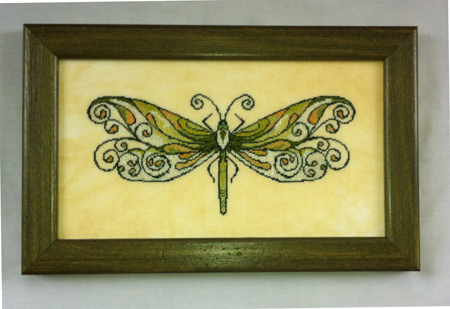 Dragonfly in Memory