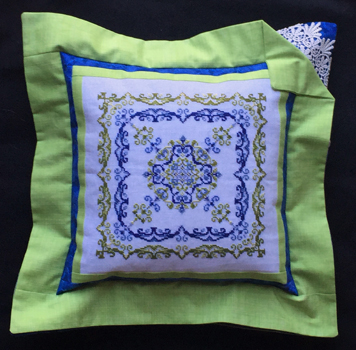 Just for Frills Pillow