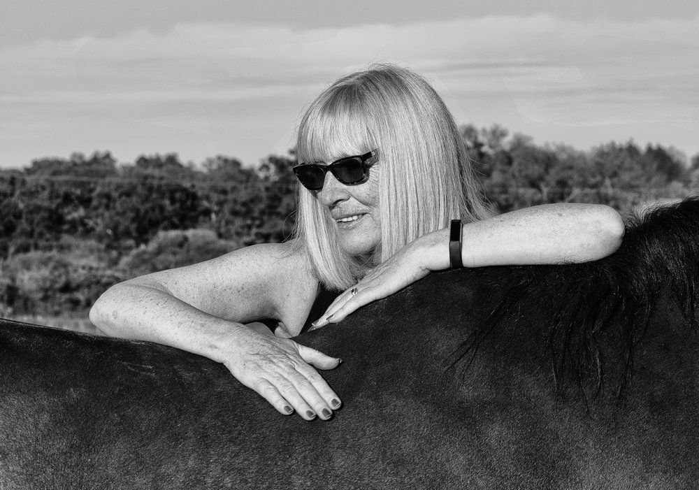 Moyra Donaldson - Moyra is a critically acclaimed poet from County Down, Northern Ireland. Her awards include the Women's National Poetry Competition, The Allingham Award, Cuirt New Writing Award, North West Words Poetry Award and Belfast Year of the Writer Award.She is the author of seven collections of poetry and has read at festivals in Europe, Canada and America.Horses are an integral part of her life - riding, competing and caring for these beautiful animals - and her close knowledge of her subject is evident in her poems.