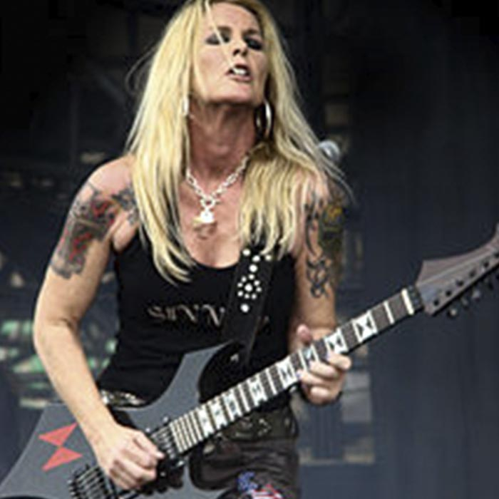 "Lita Ford - ""these are the soundtracks of our lives"""