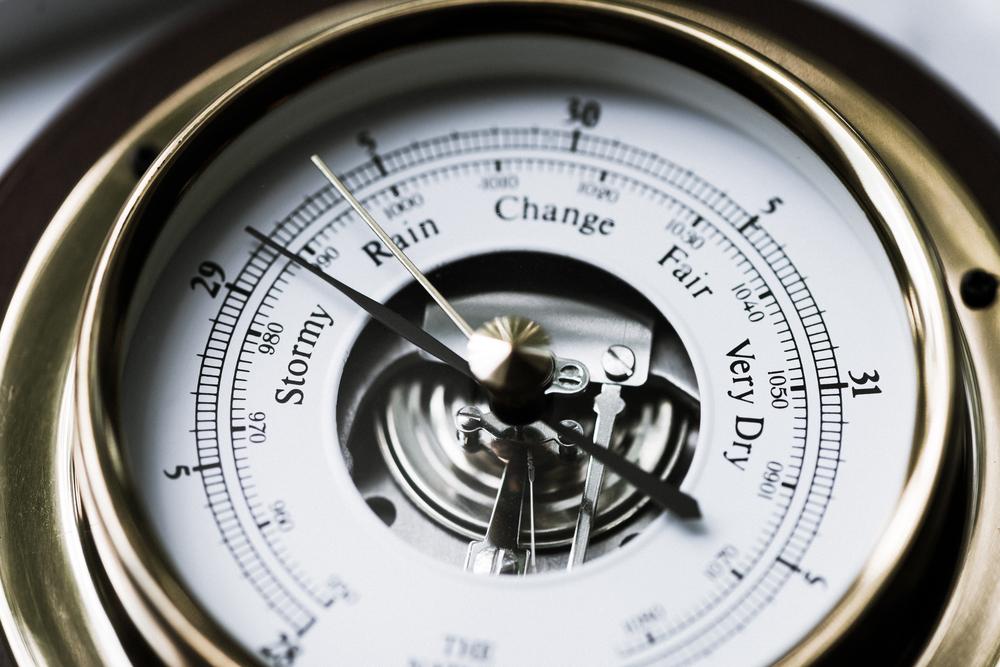 HRV - The Body's Barometer