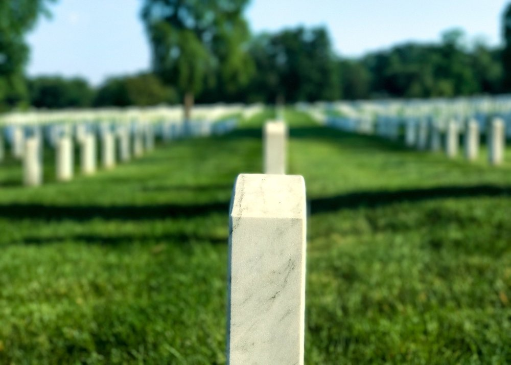 Cemetery Plot -